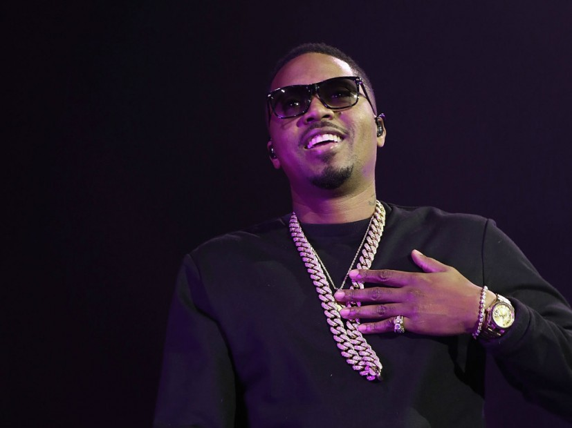 Nas Hit With Tax Lien