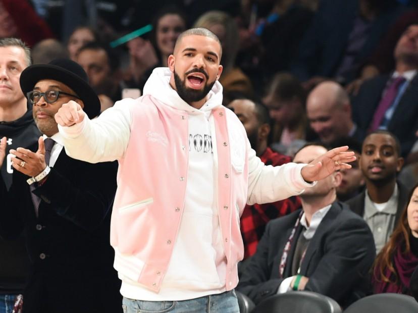 "Drake Covers SLAM Magazine's ""6 Gods"" Issue"