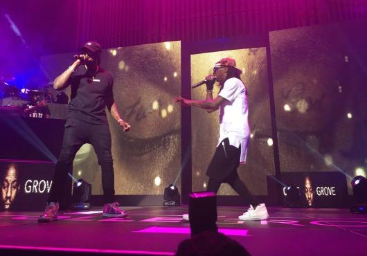2 Chainz & Lil Wayne Perform