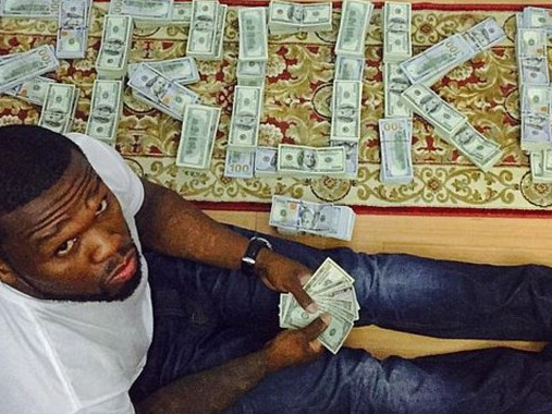 50 Cent Boasts $64 Million In Assets Despite Bankruptcy