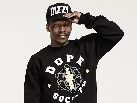 Dizzy Wright Details What He's Learned From His Uncle, Layzie Bone