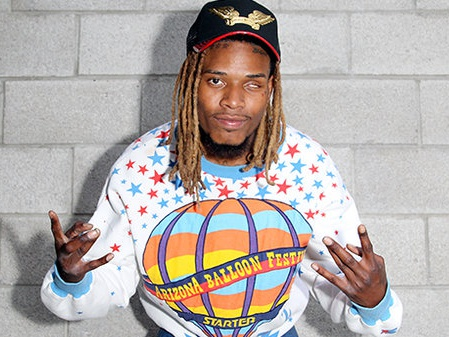 Fetty Wap Requested To Perform At Nancy Reagan's Funeral, In New Petition