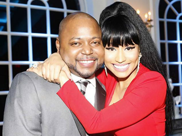 Nicki Minaj's Brother Sentenced For Raping 11-Year-Old Former Stepdaughter
