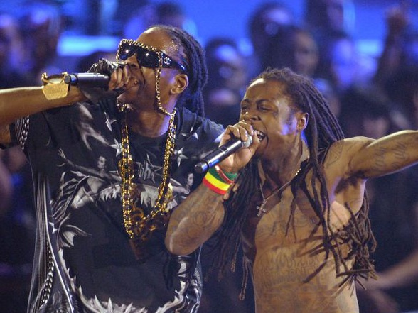 Lil Wayne & 2 Chainz To Hold TIDAL Concert In Atlanta