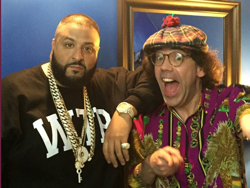 DJ Khaled Dishes On Miami Strip Clubs & His Roots With Nardwuar