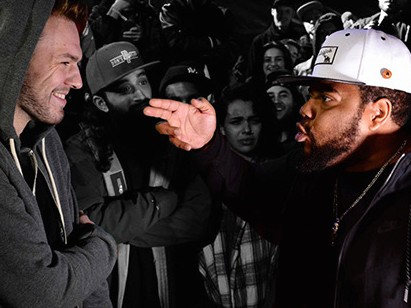 Top Rap Battles From February Listed By Battle Rap
