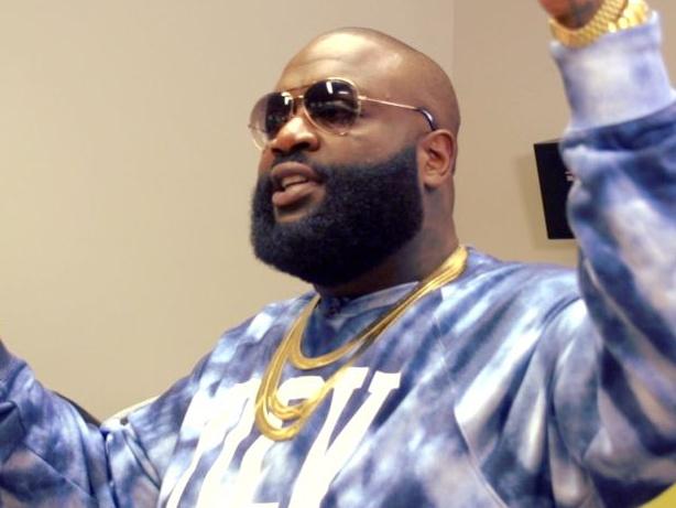 Rick Ross Blasts Chris Rock Over Oscars Monologue
