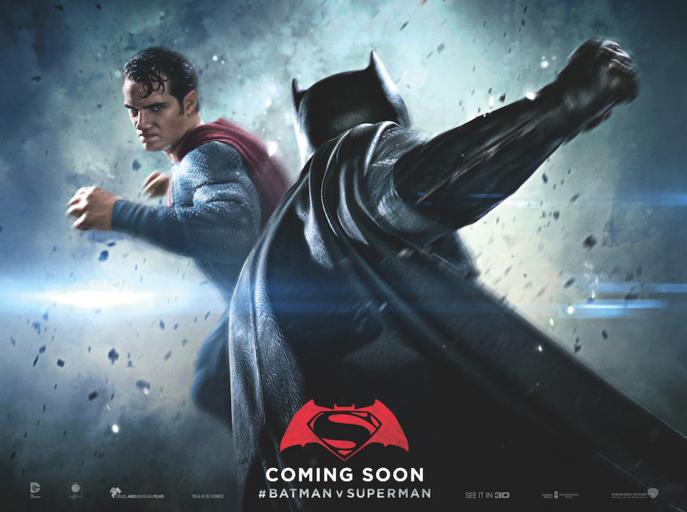 BATMAN V SUPERMAN Movie Ticket Giveaway