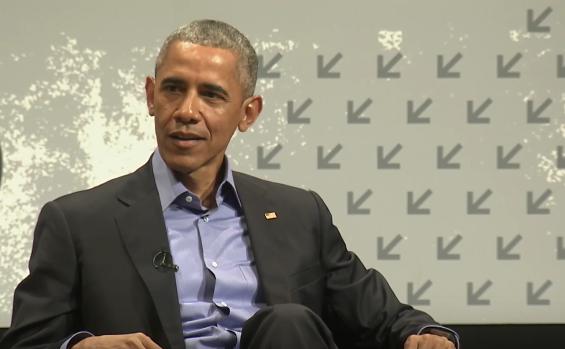 """Barack Obama: """"I Love J. Cole"""""""
