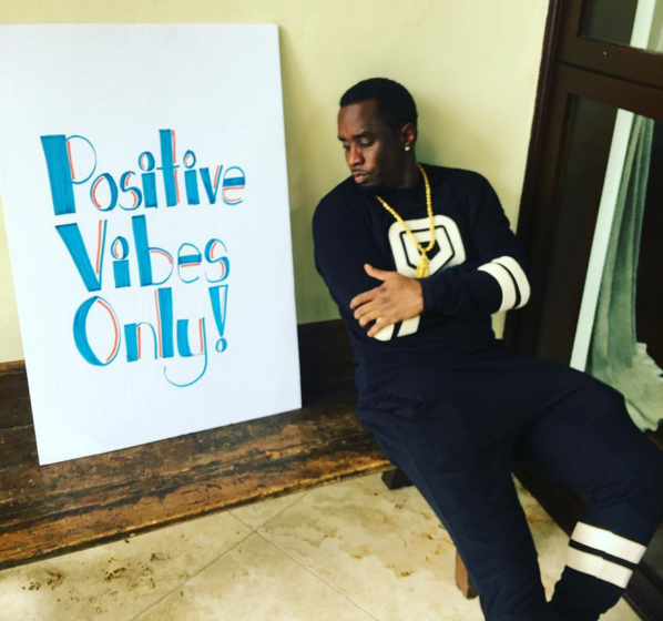 Puff Daddy Comments On Launching Charter School In Harlem
