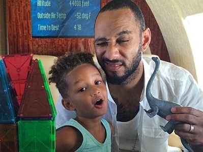 "Swizz Beatz's Five-Year-Old Son Produced Track On Kendrick Lamar's ""untitled unmastered"""