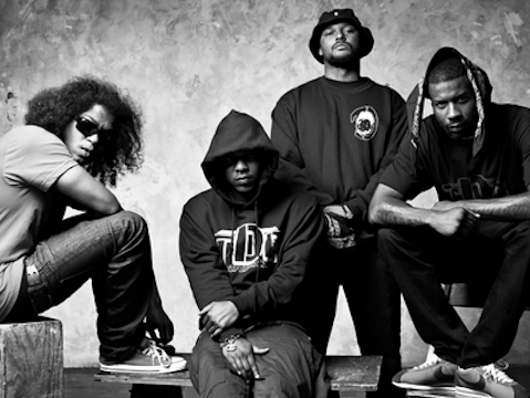 ScHoolboy Q & Black Hippy LP Statuses Updated By TDE
