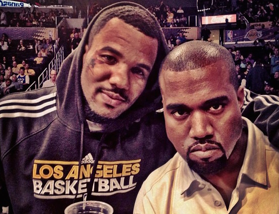 "The Game Reached Out To Kanye Before Kardashian Sex Claim On ""Sauce"""