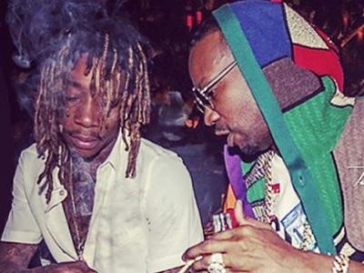 "Wiz Khalifa, Juicy J & TM88 To Team Up For ""Rude Awakening"" Project"