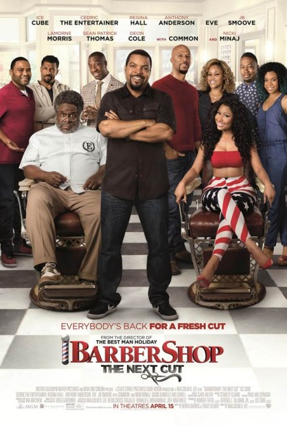 """BARBERSHOP: THE NEXT CUT"" Premiere Ticket Giveaway"