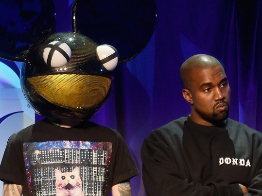 Deadmau5 Turns Kanye West Diss Into A T-Shirt