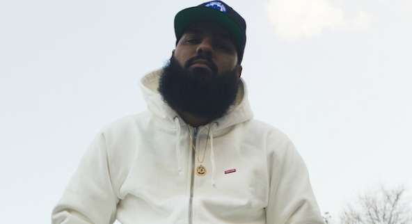 Stalley Releases Limited Edition Stance Socks