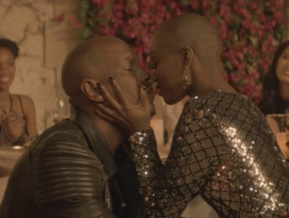 """Tyrese Makes His Directorial Debut With """"The Black Book"""""""