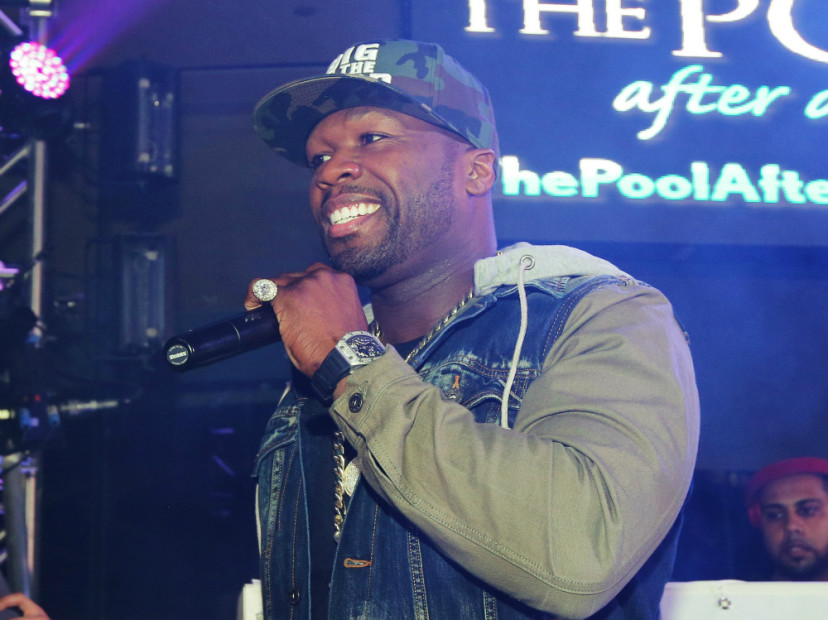 """50 Cent On Puff Daddy: """"He's Not The Guy"""""""