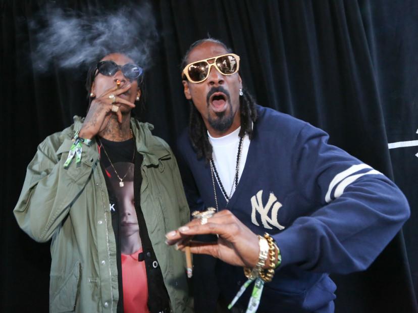 "Snoop Dogg & Wiz Khalifa Announce ""The High Road"" Tour"