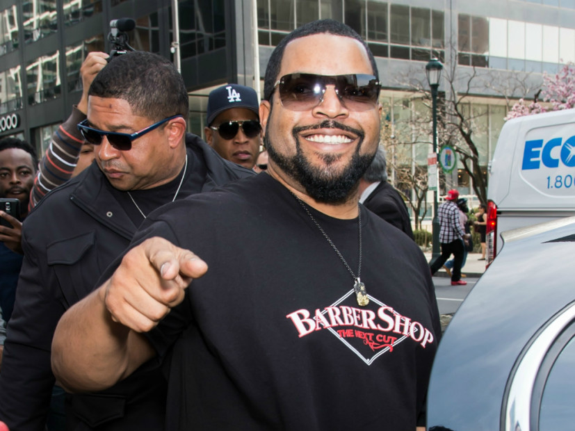 Ice Cube Reacts To Gene Simmons' Anti-Rap Sentiments