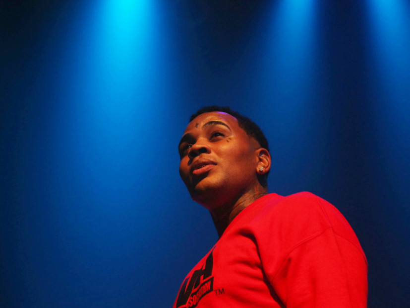 Kevin Gates Releases Emoji Pack & Claims One Image Was Banned