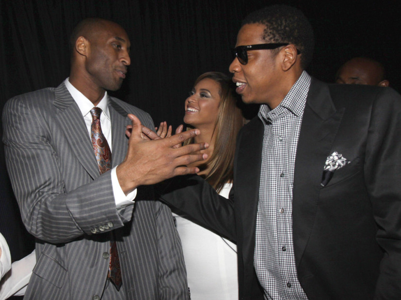 Kobe Bryant Memorized Jay Z Albums The Day They Came Out