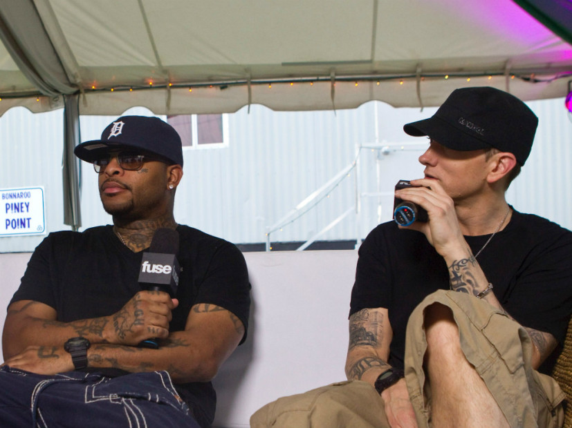 Yes, Eminem Is On Royce Da 5'9's Album 'The Allegory'