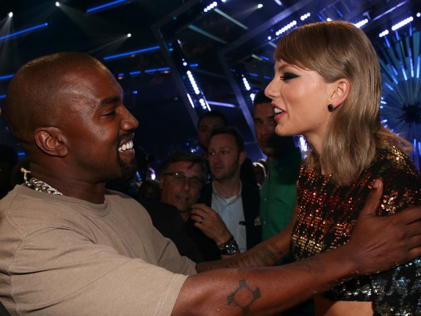 Taylor Swift Clarifies Kanye West Directed Grammys Speech Hiphopdx