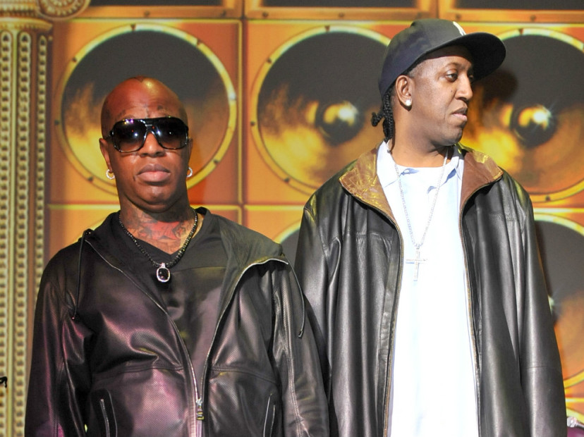 Birdman & Slim Creating Cash Money Records Biopic