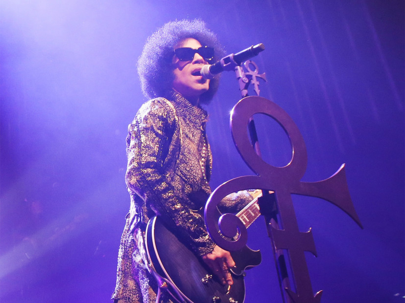 Prince Dead At Age 57