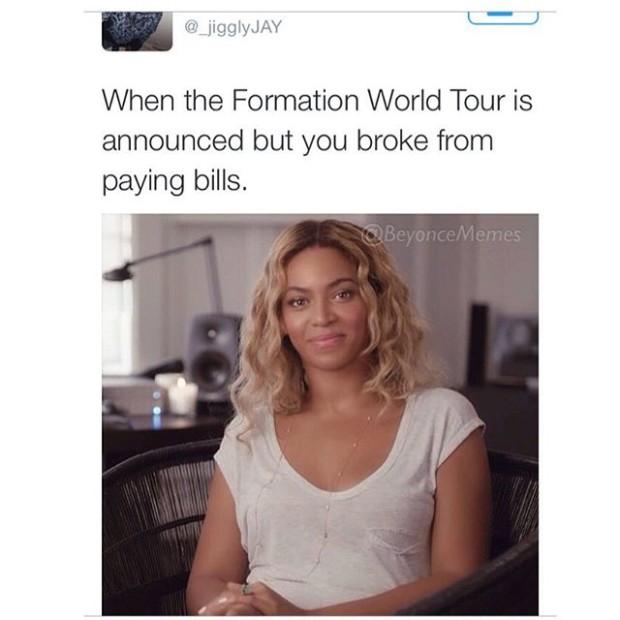 "All Eyez On Memes: Beyonce's ""Lemonade"" Shuts Down Social Media"