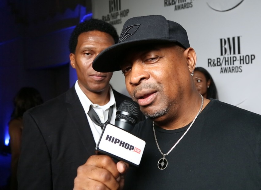 """Chuck D Recalls Recording """"Undisputed"""" With Prince"""