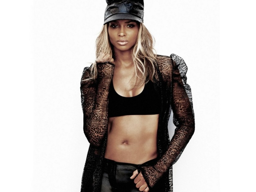Ciara Refuses To Say Future's Name During Billboard Music Award Nominee Announcement