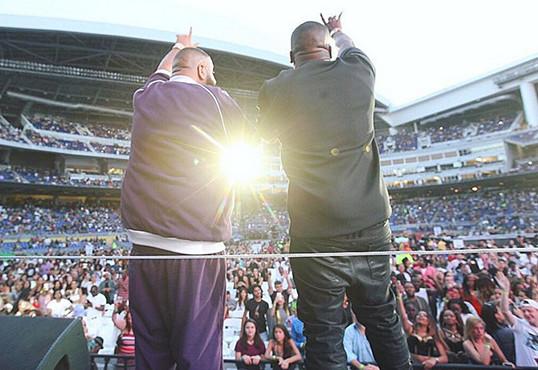 DJ Khaled Misses Court Date, Makes Beyonce Tour Date
