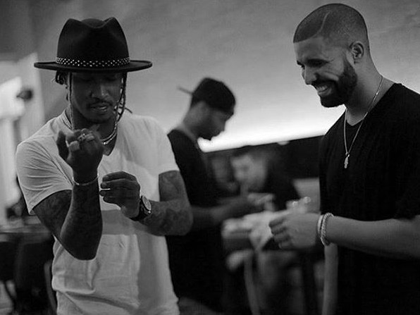 "Drake & Future Offer ""Summer Sixteen Tour"" VIP Meet ..."