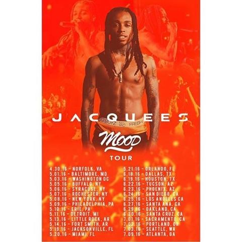 Jacquees Tour