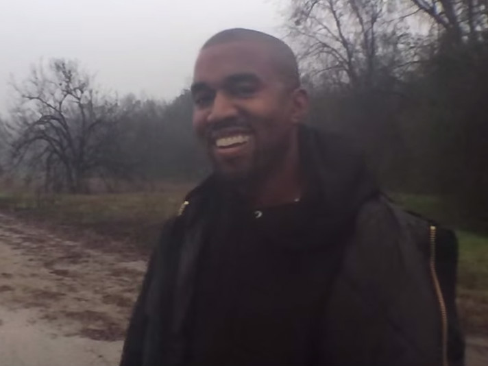 "Kanye West Interrupts Wedding Speech With ""Imma Let You Finish..."" Line"