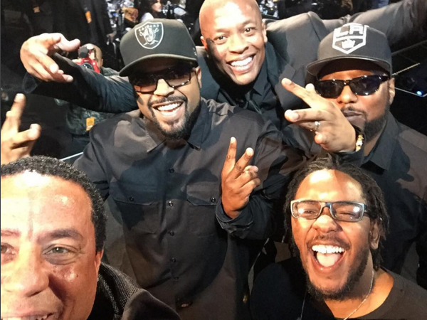 Ice Cube & Gene Simmons Continue Spat Over Hip Hop's Place In Rock And Roll Hall Of Fame