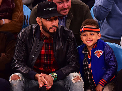 Swizz Beatz's 5-Year-Old Son Is Back In The Studio & Making Beats With Q-Tip