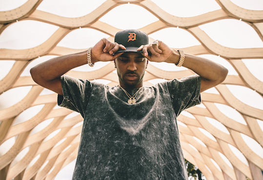 Big Sean Models New Stance Anthem Collection