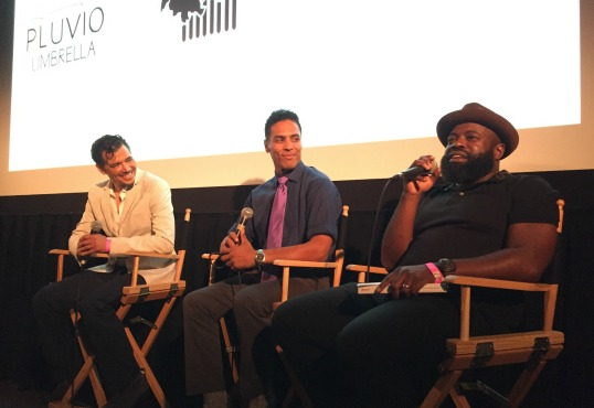 """Black Thought Celebrates """"The Last Dragon"""" At Screening With Taimak & El DeBarge"""