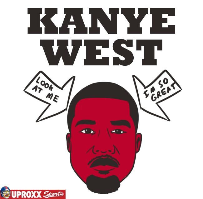 kanye west chicago bulls logo