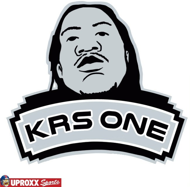 krs-one san antonio spurs logo