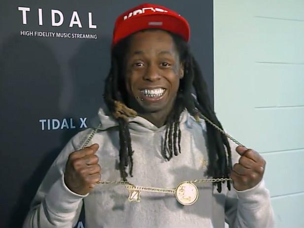 Lil Wayne Gifted With Key To Lafayette, Louisiana