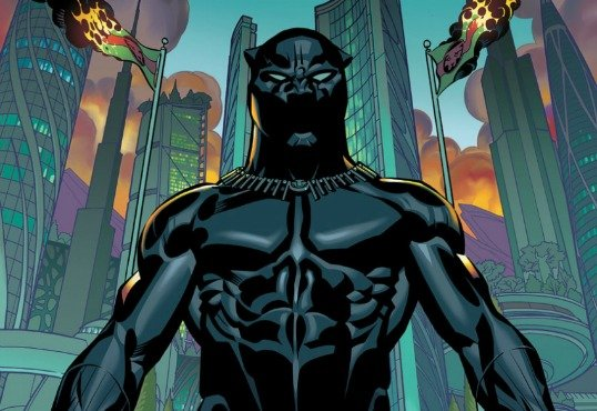 Marvel's New Black Panther Comic Will Surely Attract Hip Hop Fans