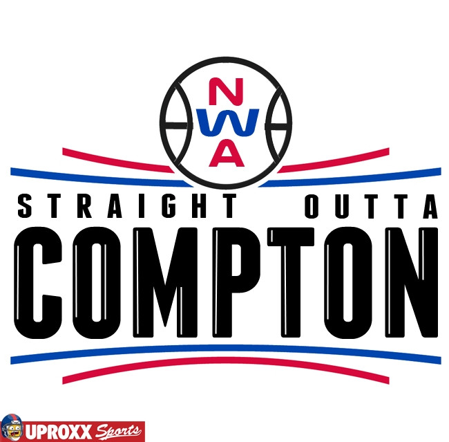 nwa los angeles clippers logo