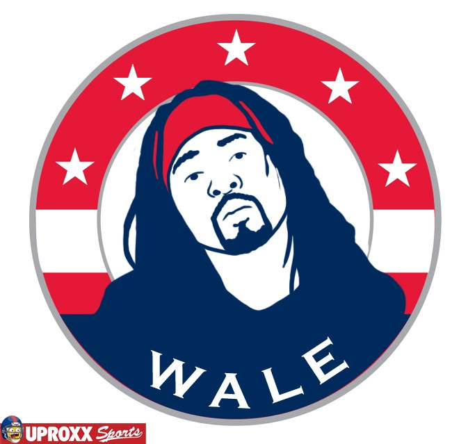 wale washington wizards logo