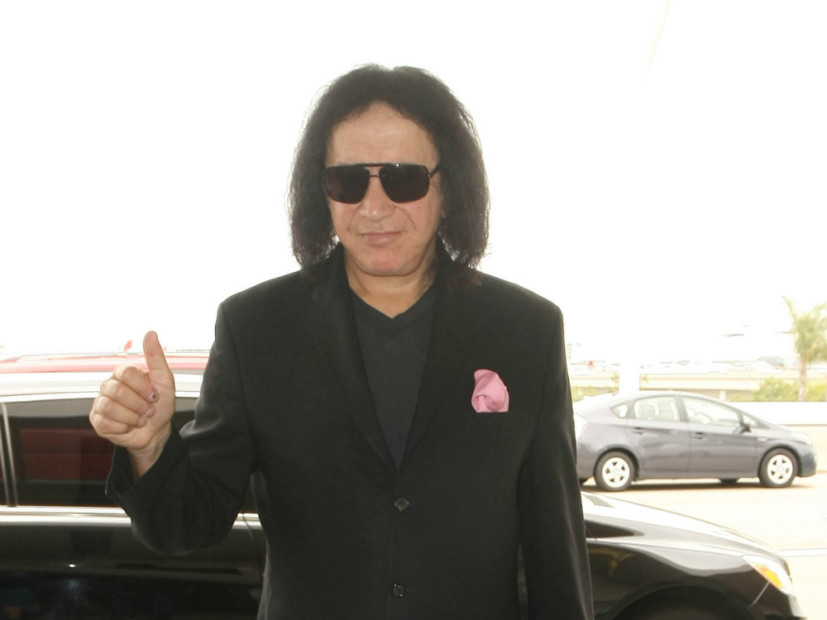 Gene Simmons Doubles Back On Death Wish Towards Rap