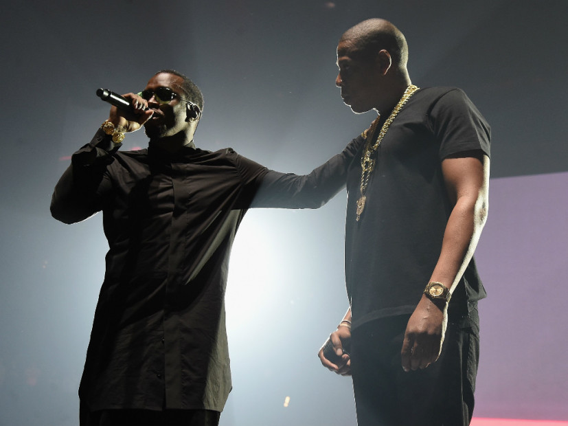 """Puff Daddy Kicks Off """"Bad Boy Family Reunion Tour"""" In Brooklyn With Jay Z, Mary J. Blige & More"""